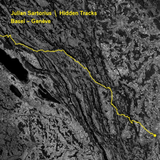 release Out now: Julian Sartorius - Hidden Tracks: Basel – Genève