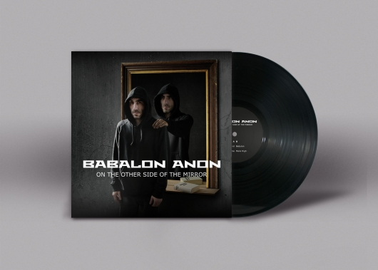 release Out now: Babalon Anon - On The Other Side Of The Mirror