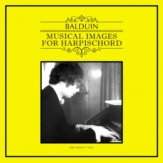 release Out now: MUSICAL IMAGES FOR HARPSICHORD by BALDUIN