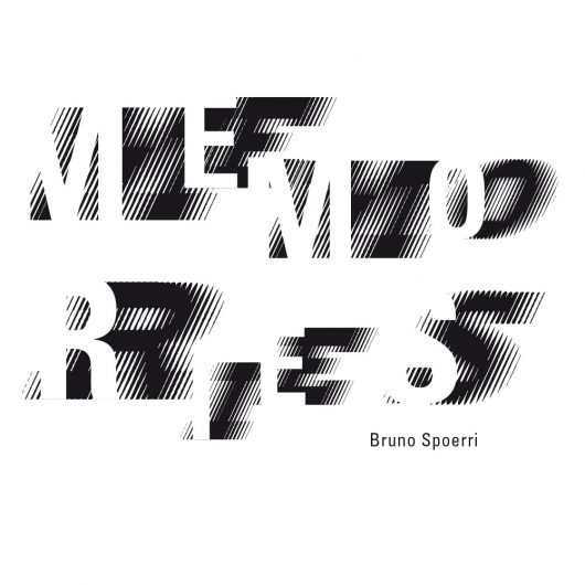 release OUT NOW: MEMORIES - Bruno Spoerri