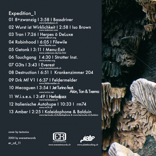 Release er_011 (Various Artists - Expedition_1)