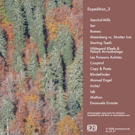 Release er_021 (Various Artists - Expedition_3)