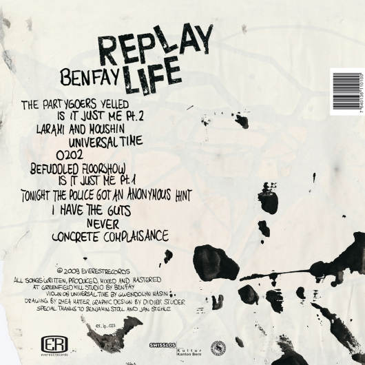 Release er_027 (Benfay - Replay Life)