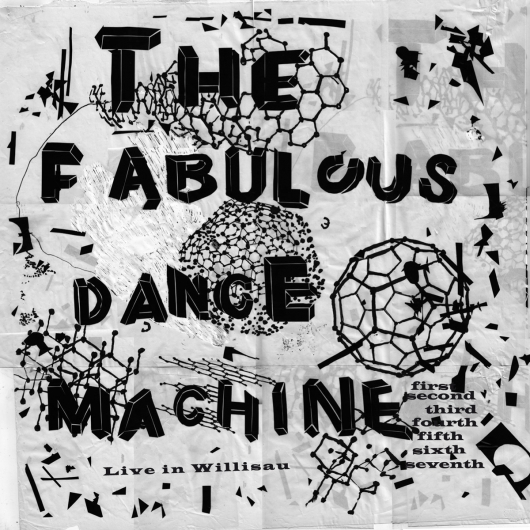 Release er_028 (The Fabulous Dance Machine - Live in Willisau)