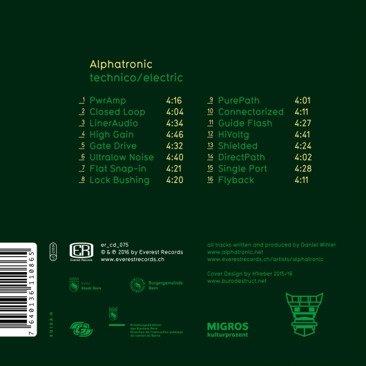 Release er_075 (Alphatronic - technico/electric)