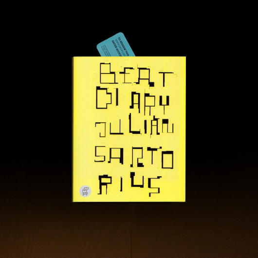 Buy / Get Julian Sartorius - Beat Diary - Book & MP3 album