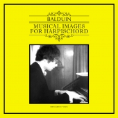 Shop item Balduin - Musical Images For Harpsichord - MP3 ALBUM