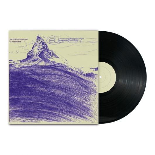 "Buy / Get Various Artists - Everest - Heimlich Maneuver - The Remixes - 12"" EP & MP3 ALBUM"