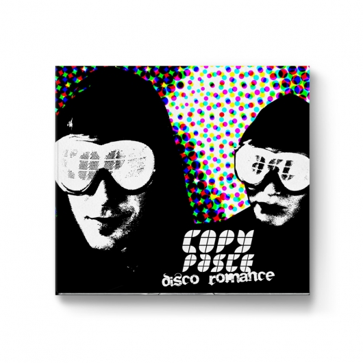 Buy / Get Copy & Paste - Disco Romance - CD & MP3 ALBUM