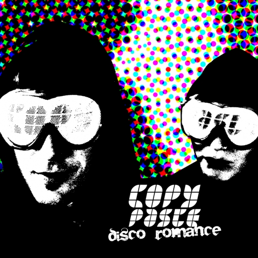 Buy / Get Copy & Paste - Disco Romance - MP3 ALBUM