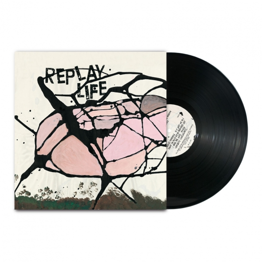"Buy / Get Benfay - Replay Life - 12"" LP & MP3 ALBUM"