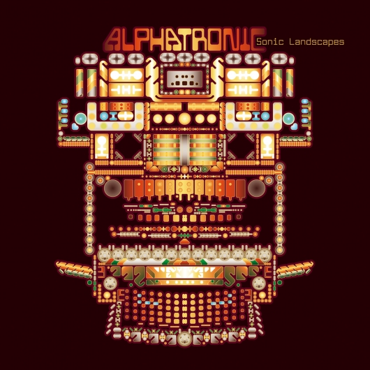 Buy / Get Alphatronic - Sonic Landscapes - MP3 ALBUM