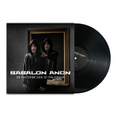 "Shop item Babalon Anon - On The Other Side Of The Mirror - 12"" EP & MP3 ALBUM"