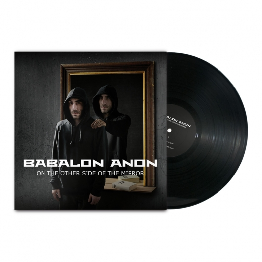 "Buy / Get Babalon Anon - On The Other Side Of The Mirror - 12"" EP & MP3 ALBUM"