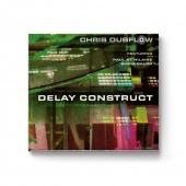 Shop item Chris Dubflow - Delay Construct - CD & MP3 ALBUM