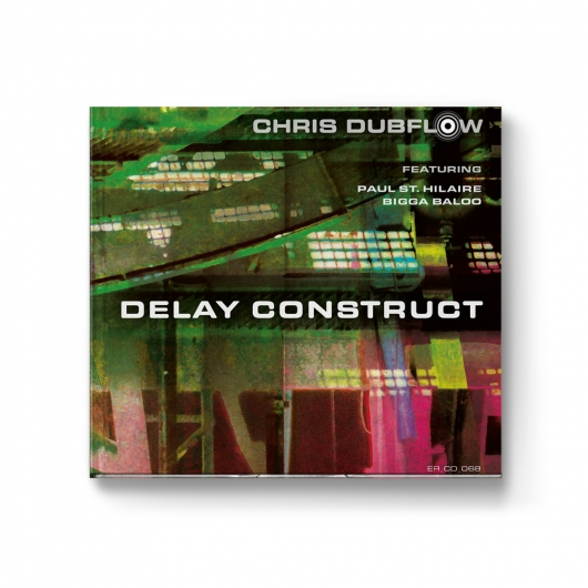 Buy / Get Chris Dubflow - Delay Construct - CD & MP3 ALBUM