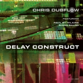 Shop item Chris Dubflow - Delay Construct - MP3 ALBUM