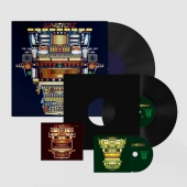 Shop item Alphatronic - The Trilogy - LP, EP, 2 CDs & 3 MP3 ALBUMS