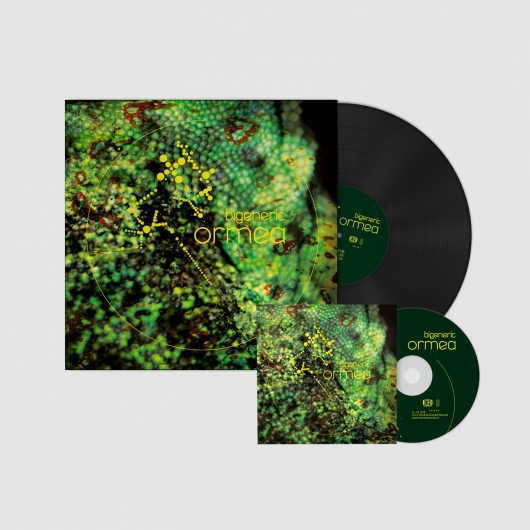 "Buy / Get Bigeneric - Ormea - 12"" LP, CD & MP3 ALBUM"