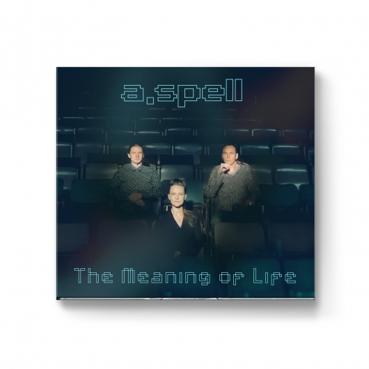 Buy / Get A.Spell - The Meaning Of Life - CD & MP3 ALBUM