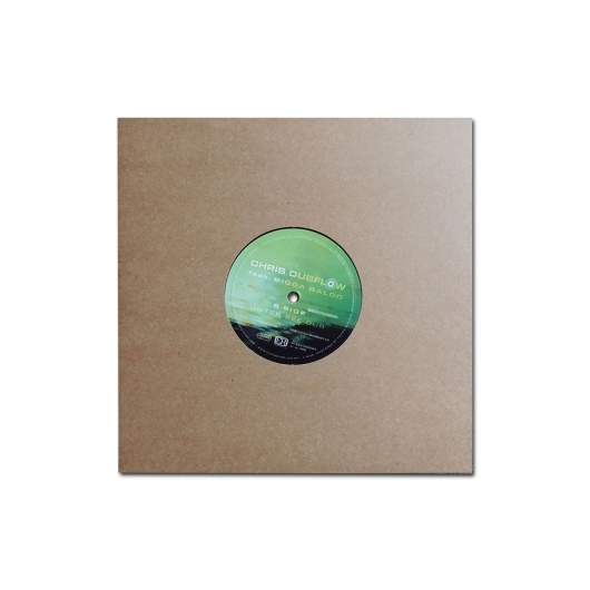 "Buy / Get Chris Dubflow feat. Bigga Baloo - Unter See Boot - 10"" EP & MP3 EP"