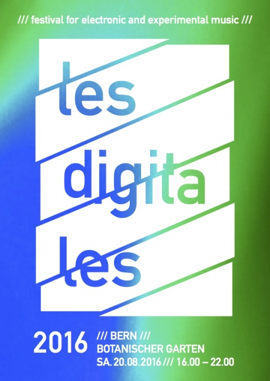 Les Digitales Bern 2016