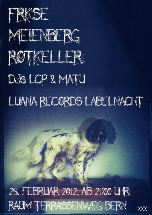 Luana Records Labelnacht