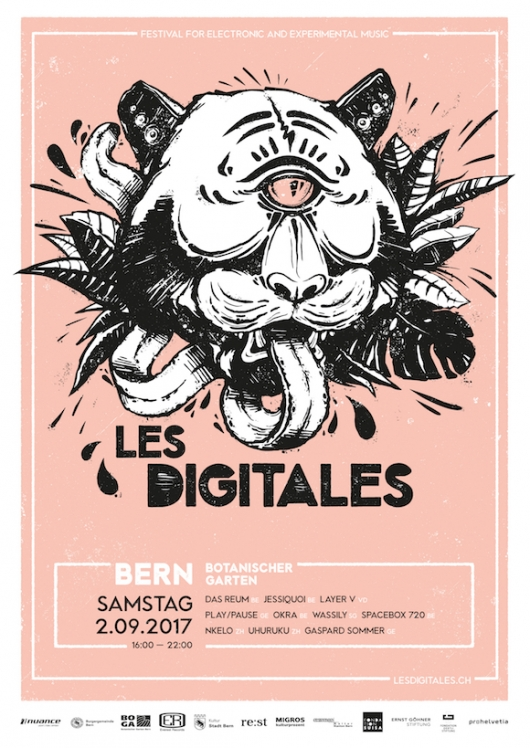 Les Digitales Bern 2017 Les Digitales Bern 2017