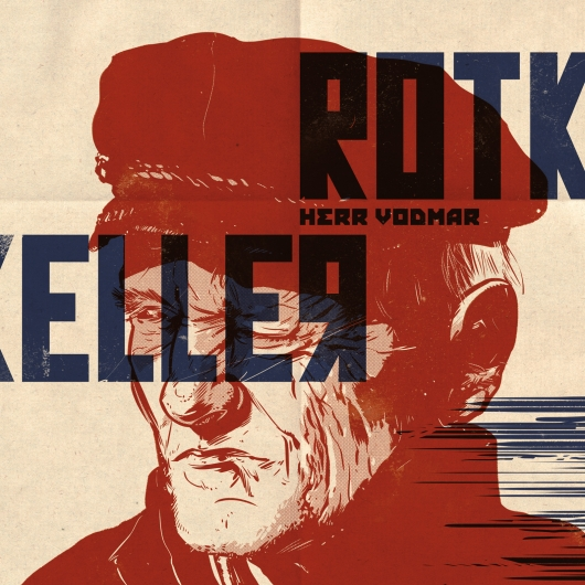 release Out now: Herr Vodmar by Rotkeller