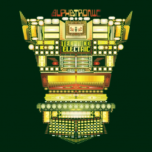 release Out now: Alphatronic - technico/electric