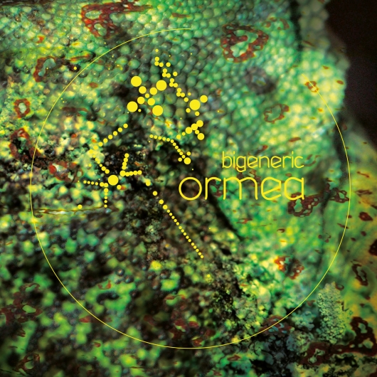 release Out now: Bigeneric - Ormea