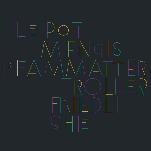 release Out now: She - Le Pot