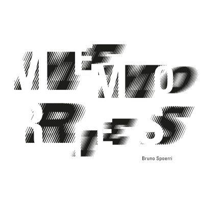 BrunoSpoerri_Memories_Cover_Front_2400_72dpi